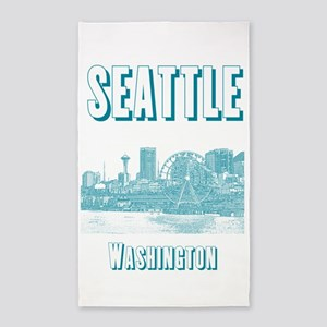 Seattle 3'x5' Area Rug