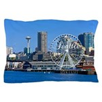 Seattle Pillow Case
