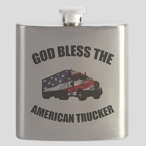 American Trucker Flask
