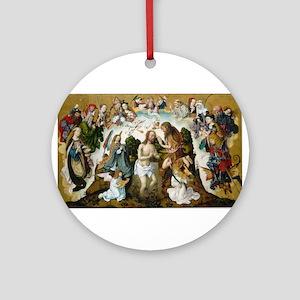 Master of the Saint Bartholomew Altar - The Bapti