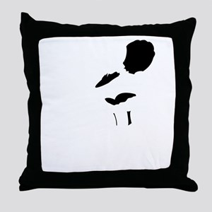 Gothic Orianna Throw Pillow