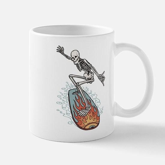 Bonehead Board Dude Mug