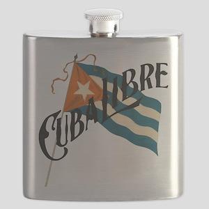 Cuba Libre Flask