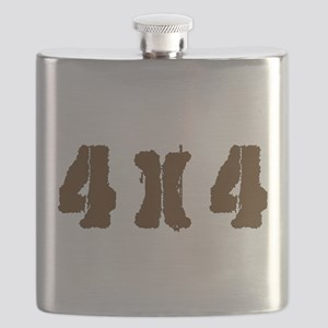 Off Road 4 x 4 Flask