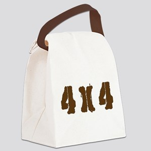 Off Road 4 x 4 Canvas Lunch Bag