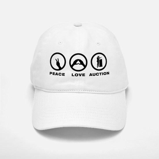Auctioneer Baseball Baseball Cap