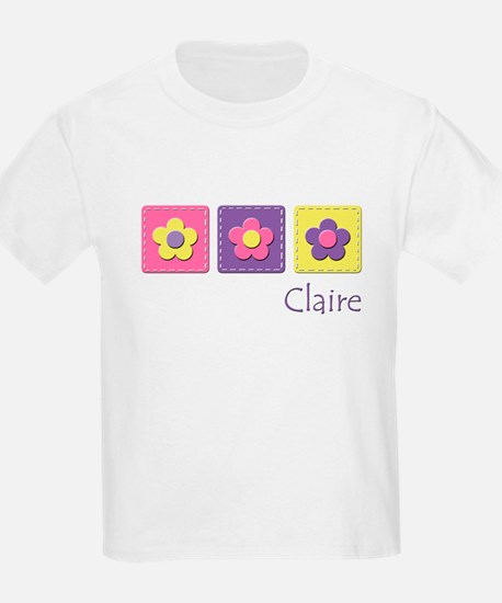 Daisies - Claire Kids T-Shirt