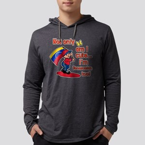 cute_venezuelan Mens Hooded Shirt