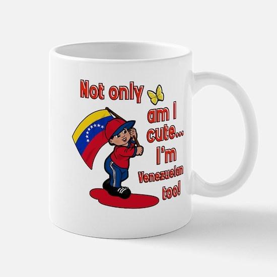 cute_venezuelan Mugs