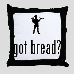 Baker Throw Pillow