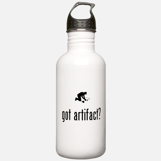 Archaeologist Water Bottle