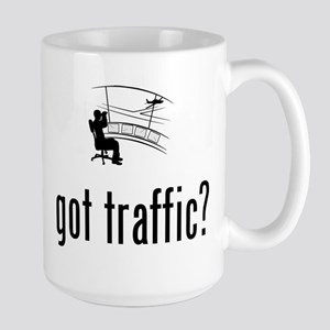Air Traffic Control Large Mug