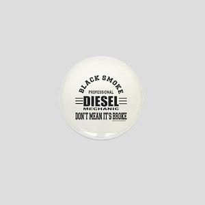 DIESEL MECHANIC Mini Button
