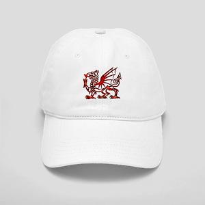 Welsh Dragon Baseball Cap