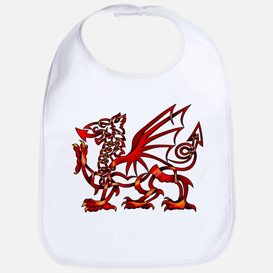 Welsh Dragon Bib