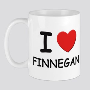 I love Finnegan Mug