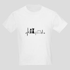 Dog cat HB T-Shirt
