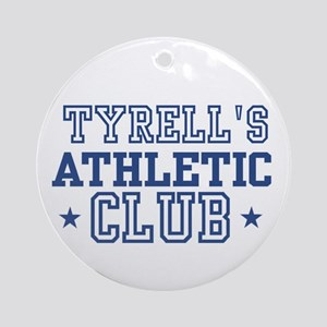 Tyrell Ornament (Round)