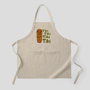 Tiki Tiki Tiki Apron