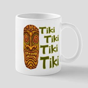 Tiki Tiki Tiki Mug