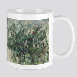Paul Cezanne - At the Waters Edge Mug