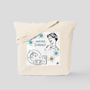 Franciscan Starburst Tote Bag