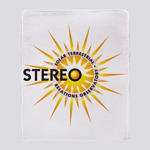 STEREO Throw Blanket