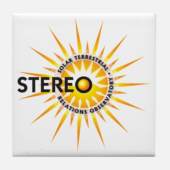 STEREO Tile Coaster