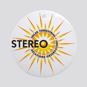 STEREO Ornament (Round)