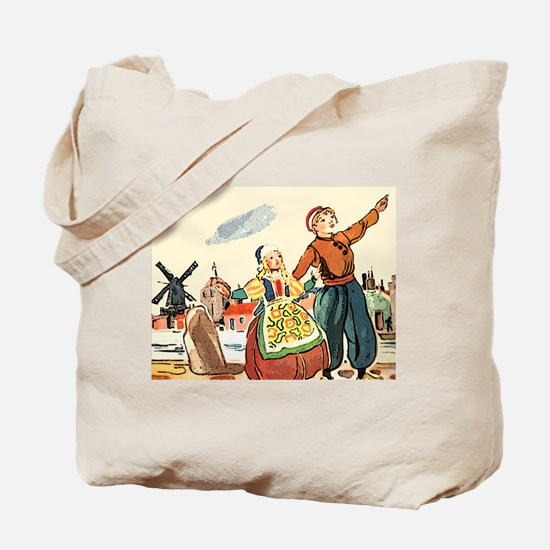 Dutch Life Tote Bag
