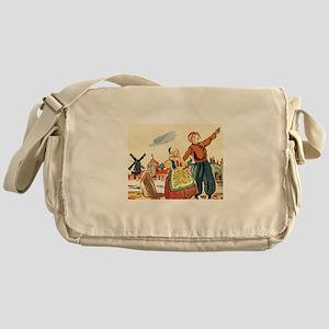 Dutch Life Messenger Bag