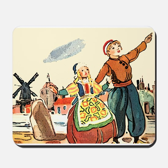 Dutch Life Mousepad