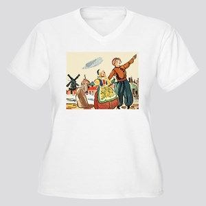 Dutch Life Plus Size T-Shirt