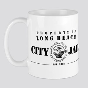 Long Beach City Jail Mug