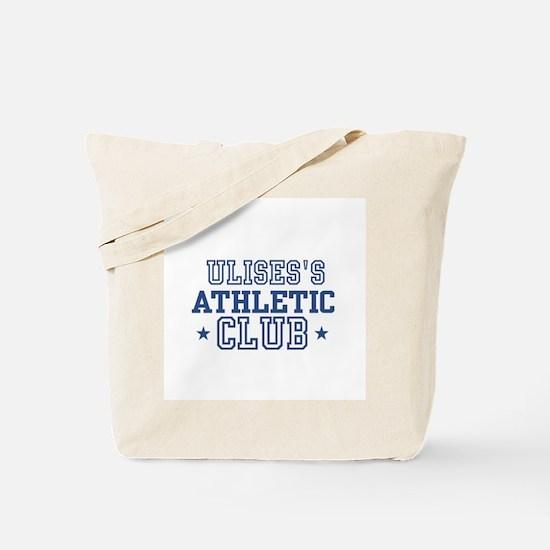 Ulises Tote Bag
