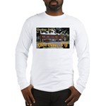 Glen Cove Postcard Long Sleeve T-Shirt
