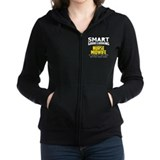 Good looking midwife Zip Hoodie