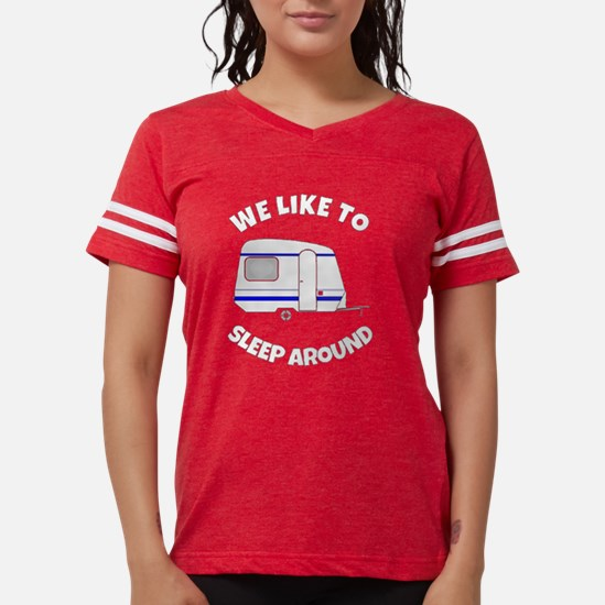 Cute No sleep Womens Football Shirt
