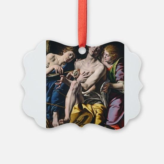 Tanzio da Varallo - Saint Sebastian Ornament