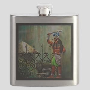 HeruKhutiOgun Flask
