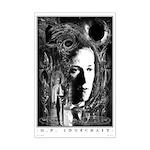 Lovecraft Mini Poster Print