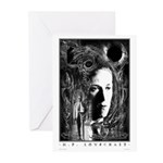 Lovecraft Greeting Cards (Pk of 10)