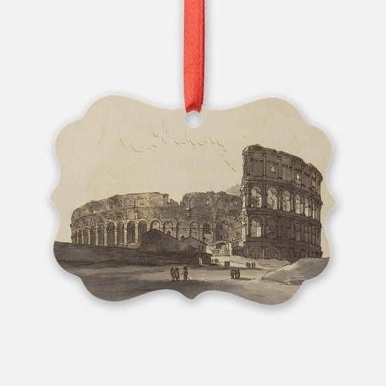 Victor Jean Nicolle - The Colosseum Ornament
