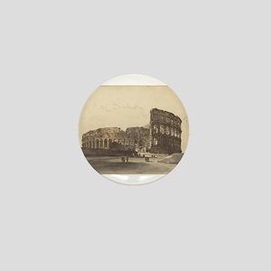 Victor Jean Nicolle - The Colosseum Mini Button