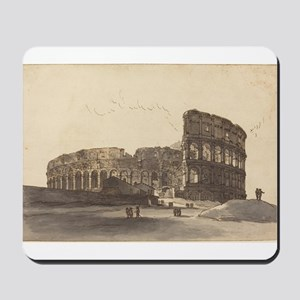 Victor Jean Nicolle - The Colosseum Mousepad