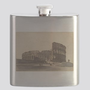 Victor Jean Nicolle - The Colosseum Flask
