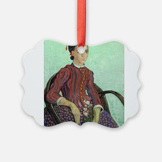 Vincent Van Gogh - La Mousme Ornament