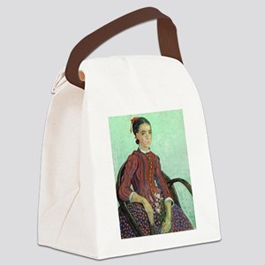 Vincent Van Gogh - La Mousme Canvas Lunch Bag