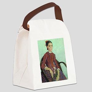 Vincent Van Gogh - La Mousme Canvas Lunch Bag