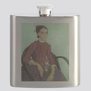 Vincent Van Gogh - La Mousme Flask